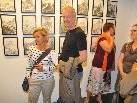 Die Galerie.Z lädt zum Künstlergespräch mit Gottfried Bechtold.