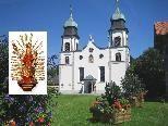 Die Muttergottesstatue in der Wallfahrtskirche.