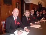 Die SPÖ-Fraktion setzt sich für die Wiedereinführung eines Wohnungsstadtrats ein.