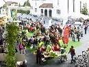Für die Gäste des Lustenau Mobil Markts wird wieder die grüne Wiese ausgerollt.