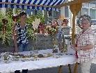 """""""Gmesmarkt"""" in Vandans."""