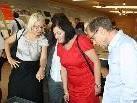 Großes Besucherinteresse an der neuen Ausstellung im Frauenmuseum.