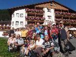 Herbstwanderung des Seniorenbundes Götzis in die Bergwelt von Damüls