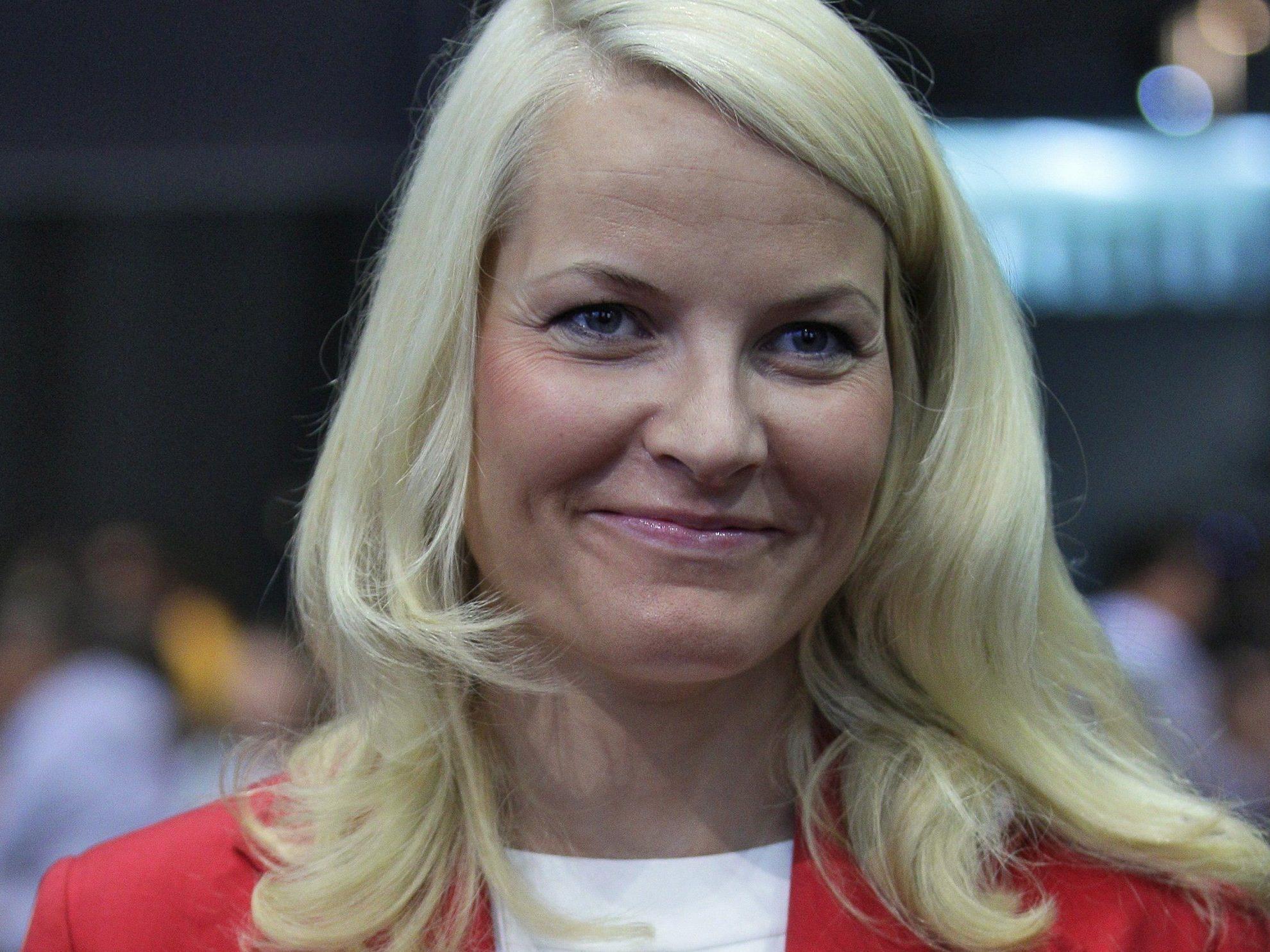 Mette-Marit ist angeblich in Klagenfurt