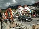 """Im Zuge des Zentrumsentwicklungsprojektes """"Götzis - Markt & Mitte"""" finden derzeit Baumaßnahmen an der L190 statt."""