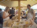 Italienischer SpezialitätenItalienischer Markt für vier Tage in Bregenz