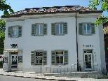 "Literaturcafé Martina Mittelberger ""Flurbereinigung"" am 3.10.11  im Domino  s'Hus am Kirchplatz in Frastanz"