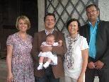 Mathilde Frieda Steeb wurde in der St. Martinskirche Ludesch getauft