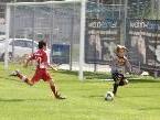Oguzhan Özkaya erzielte einen Treffer.