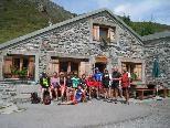 SV Götzis Radler auf der Verbella Alpe - Mehr Fotos unter: www.sv-goetzis.at