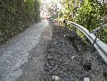 Sanierung der Straße auf den Zanzenberg