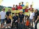 Siegerehrung 17. Int. Raiffeisen Pfänderlauf 2011