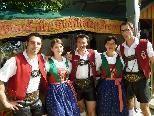 Südtiroler präsentierten Kultur und Tradition