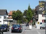 Tempo 30 in der Altenstädtner Reichsstraße bringt mehr Sicherheit für die schwachen Verkehrsteilnemer bei und wird weitgehend eingehalten