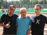 (l.) TCBW Obmann Sanjay Doshi mit Volker Büchele und Simon Dittrich