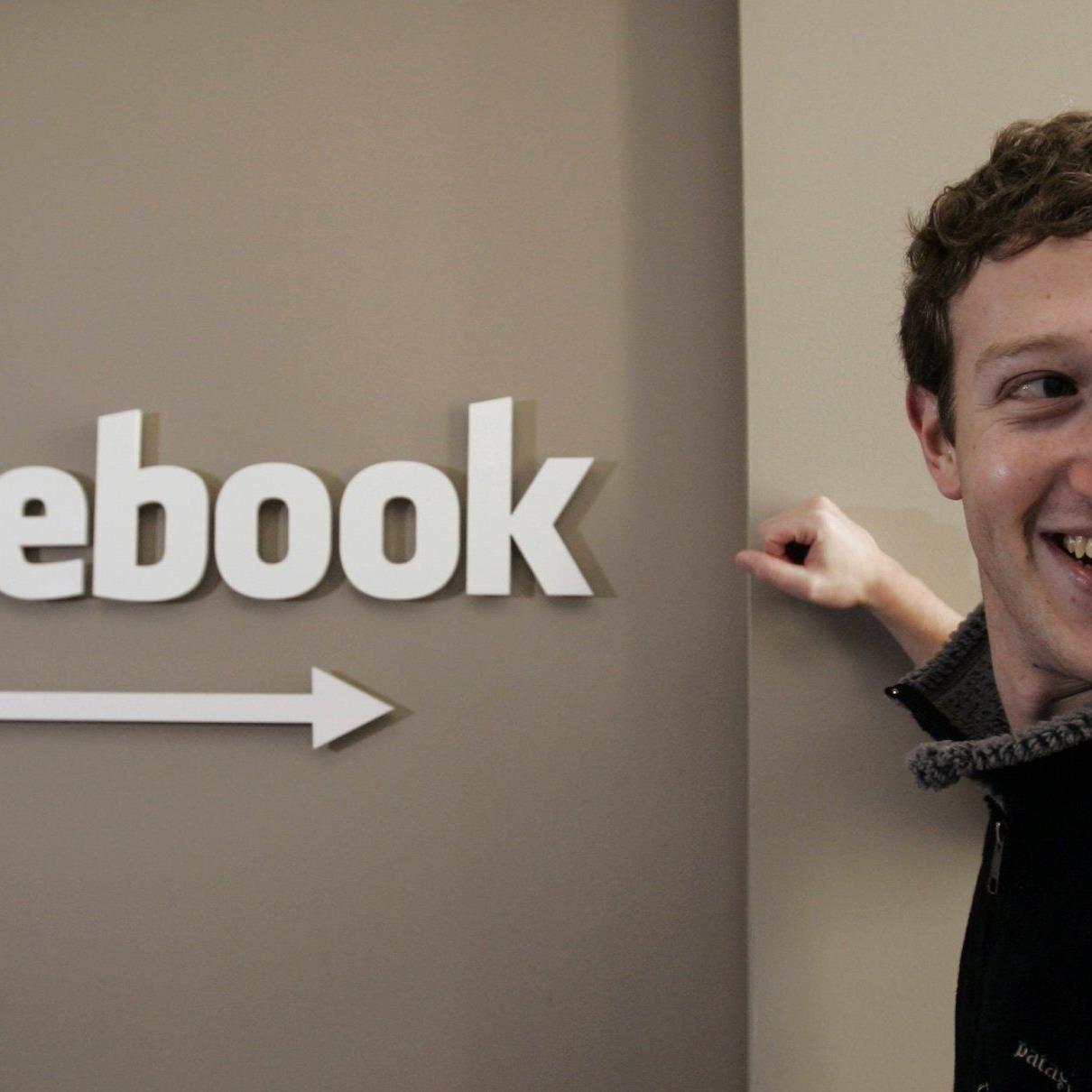 Superreich: Mark Zuckerberg hat gut lachen, sein Vermögen wird auf 17 Milliarden US-Dollar geschätzt.