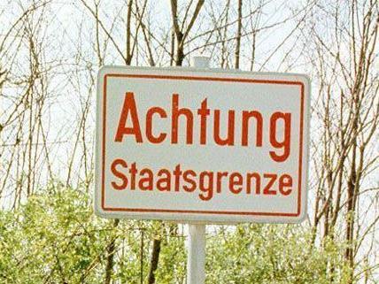 Illegale Grenzgänger im Burgenland aufgehalten