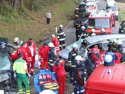 Schwerer Unfall in der Steiermark