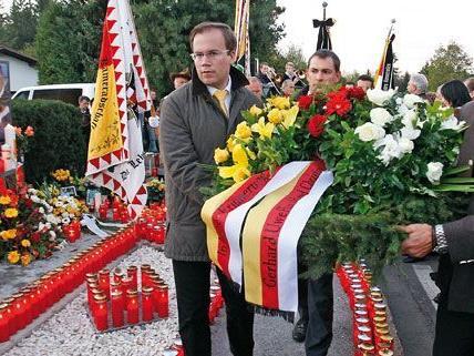 Gedenkfeier zum 3. Todestag von Jörg Haider