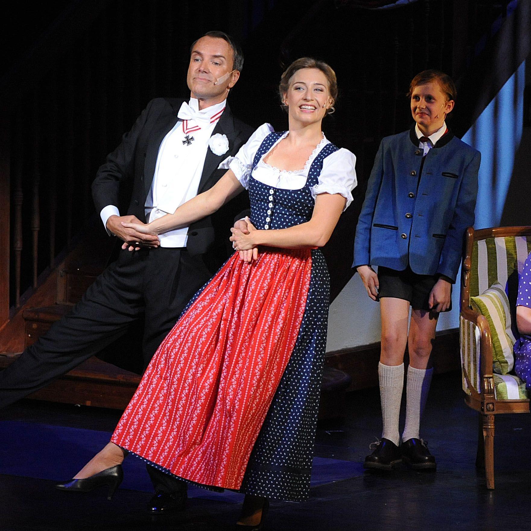 """""""The Sound of Music"""" ist ab 23. Oktober am Salzburger Landestheater zu sehen."""