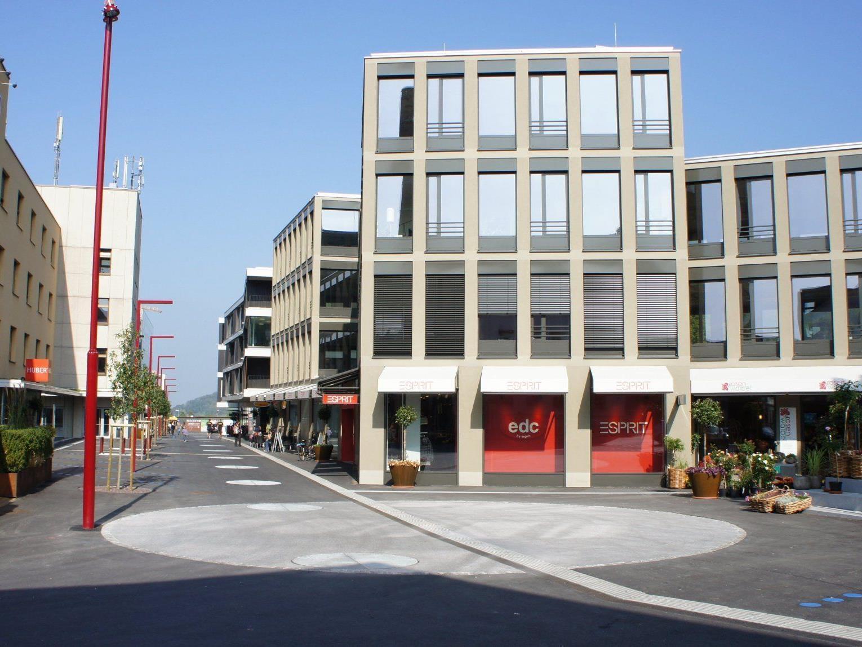 Start der Werkstattgespräche von Vision Rheintal ist am /. November in Götzis Am Garnmarkt.