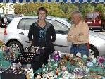 """Bei guter Witterung wird der Vandanser """"Gmesmarkt"""" am 15. Oktober 2011 auf dem Parkplatz vor dem Gemeindeamt durchgeführt, ansonsten in der Rätikonhalle."""