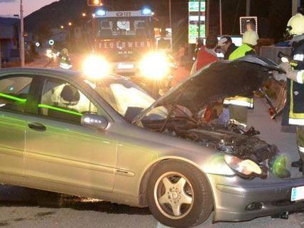 Mehrere Schwerverletzte nach Unfall in Niederösterreich