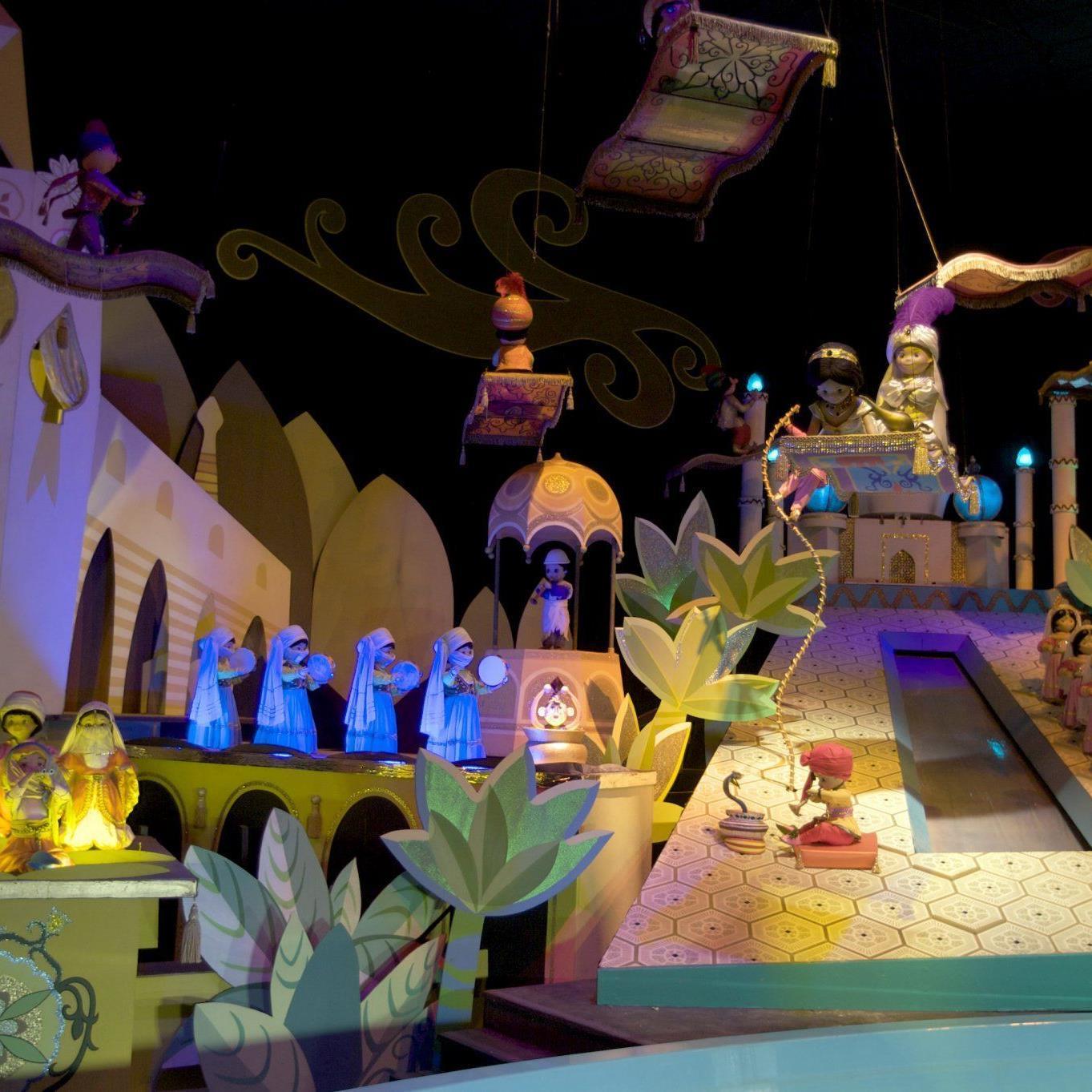 Die beliebten Figuren Alice und Aladdin kommen nach Wien.