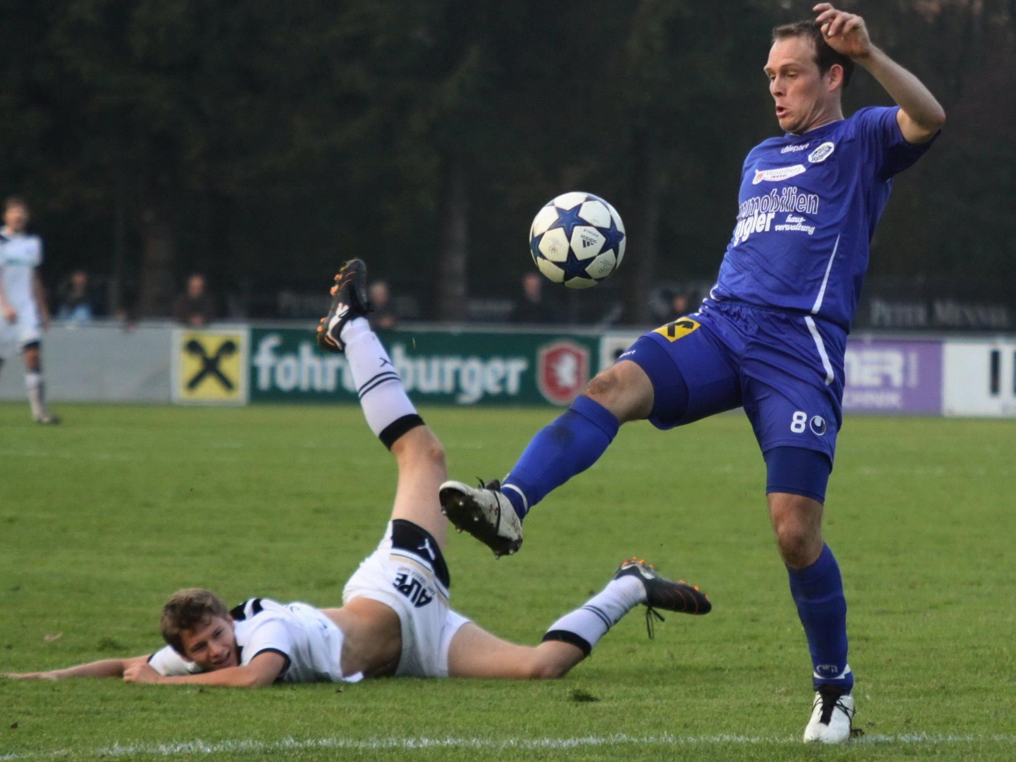 Hard war gegen Leader Wattens chancenlos.