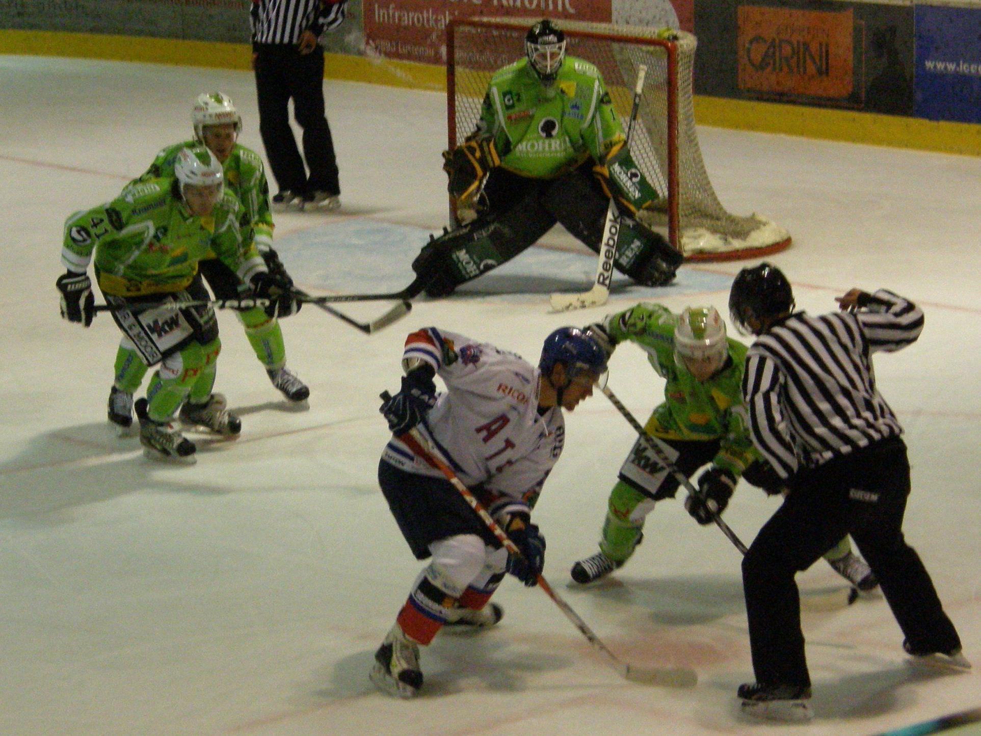 Ab dem Nationalfeiertag wird in Alberschwende wieder Eishockey gespielt.