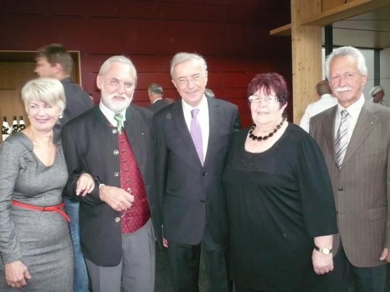 Magdalena Grabher- Auszeichnung am Nationalfeiertag  im Landhaus