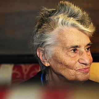 Ruth Klüger wird bei der diesjährigen Viennale ein Dokumentarfilm gewidmet