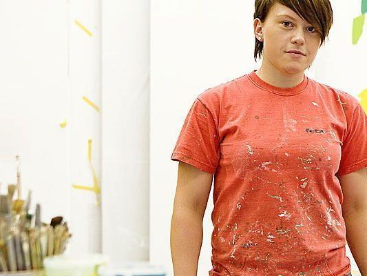 Malerin Renate Lässer ist Weltmeisterin.