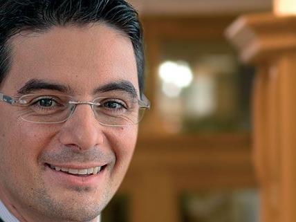 Mario Sonnleitner: Direktor Hotel Kaiserhof Kitzbühel und Châlet Kaiserhof