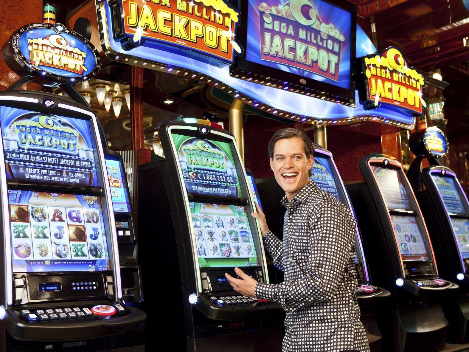 Der Mega Million Jackpot wurde in Innsbruck geknackt.