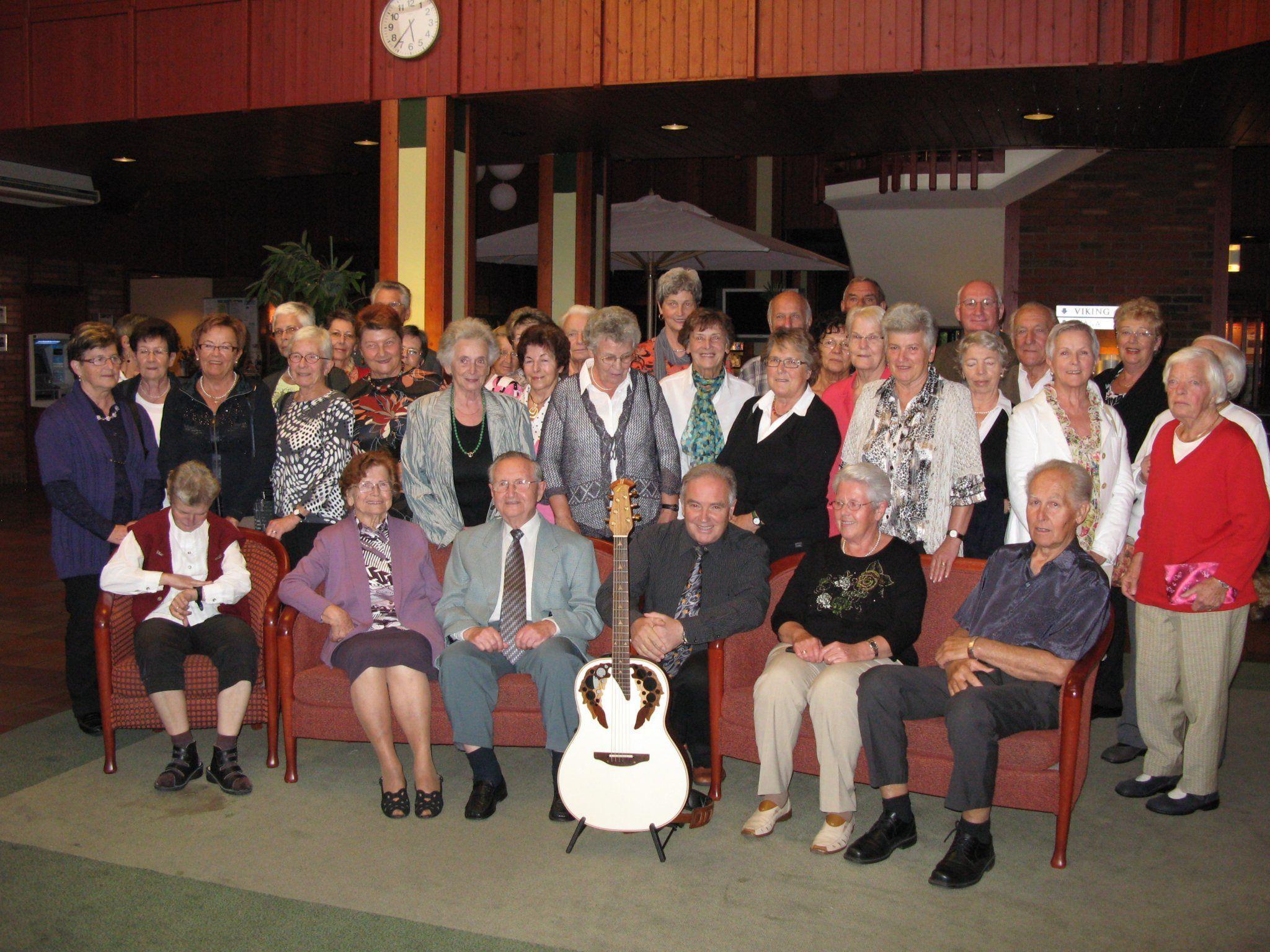 Die Senioren genossen Wellness und Erholung in Ungarn.