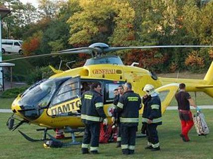 Die Freiwillige Feuerwehr Sollenau kam in den letzten Wochen öfters im Heim zum Einsatz