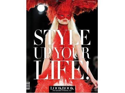 Zum beliebten Style Up Your Life-Magazin gibt es nun auch ein LookBook