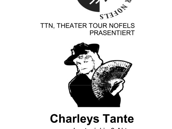 Theaterpremiere Charleys Tante