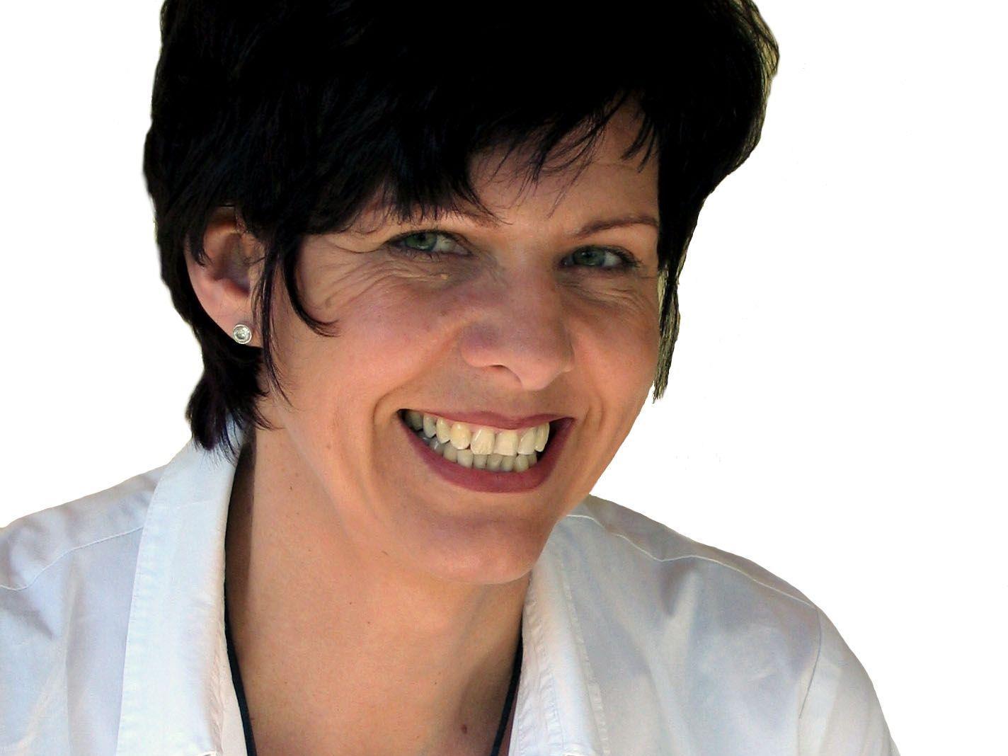 Referentin Edith Viktorin
