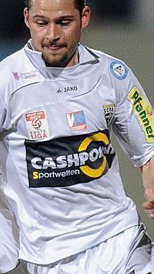 Patrick Scherrer, der sich Ende Juni verletzt hatte, brennt darauf, sich wieder in die Mannschaft zu spielen.