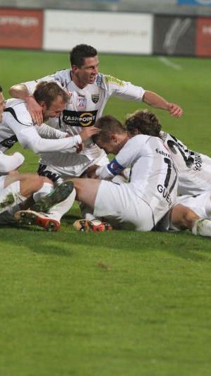 Altachs Kicker wollen heute gegen BW Linz jubeln. Im ersten Duell gab es eine 0:2-Niederlage in Linz.