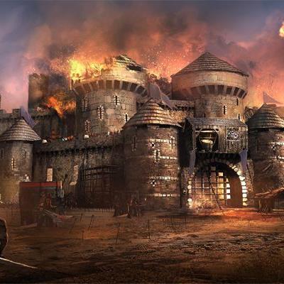 Unheilig Heilig: The Cursed Crusade.