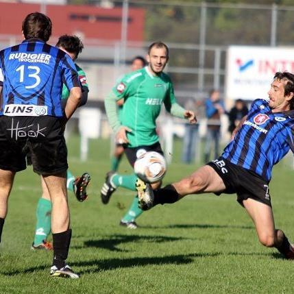 Rätia-Spielertrainer Didi Berchtold feierte den vierten Erfolg in Serie.