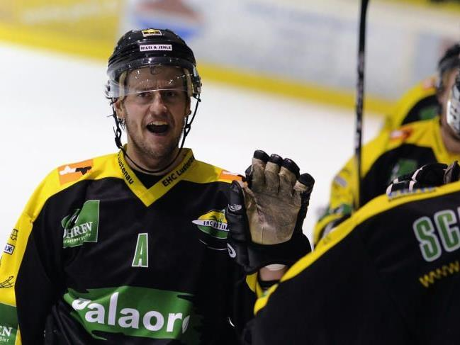 Lustenau-Spieler Toni Saarinen ist vor dem Heimspiel gegen Graz guter Dinge.