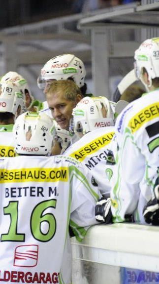 """Das Team des EHC Bregenzerwald ist – im ersten """"richtigen"""" Heimspiel – heiß auf den ersten Derbyerfolg in dieser Saison."""