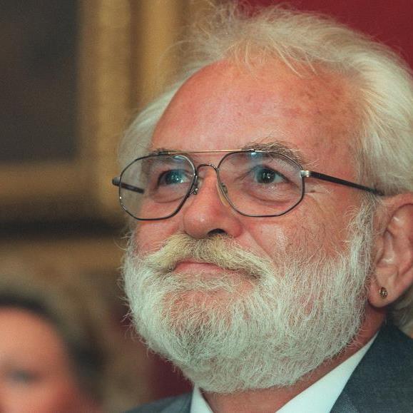 Ernst Hinterberger, damals 70