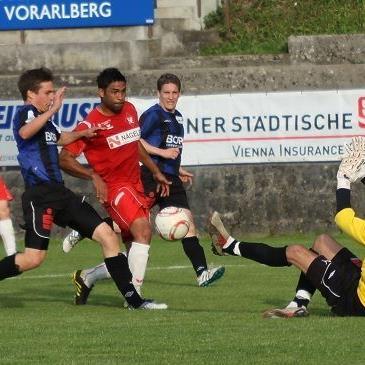 Nenzing-Goalie Gökhan Hacisalihoglu fällt längere Zeit aus.