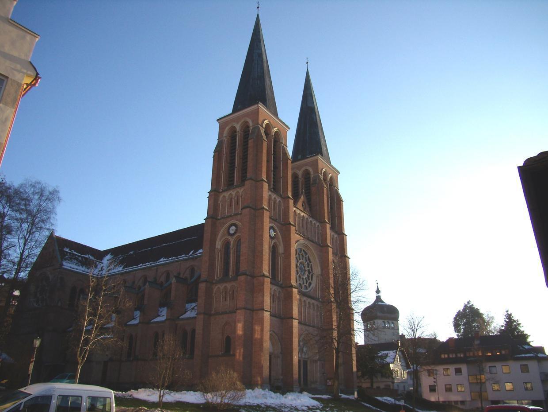 Herz-Jesu-Kirche in Bregenz
