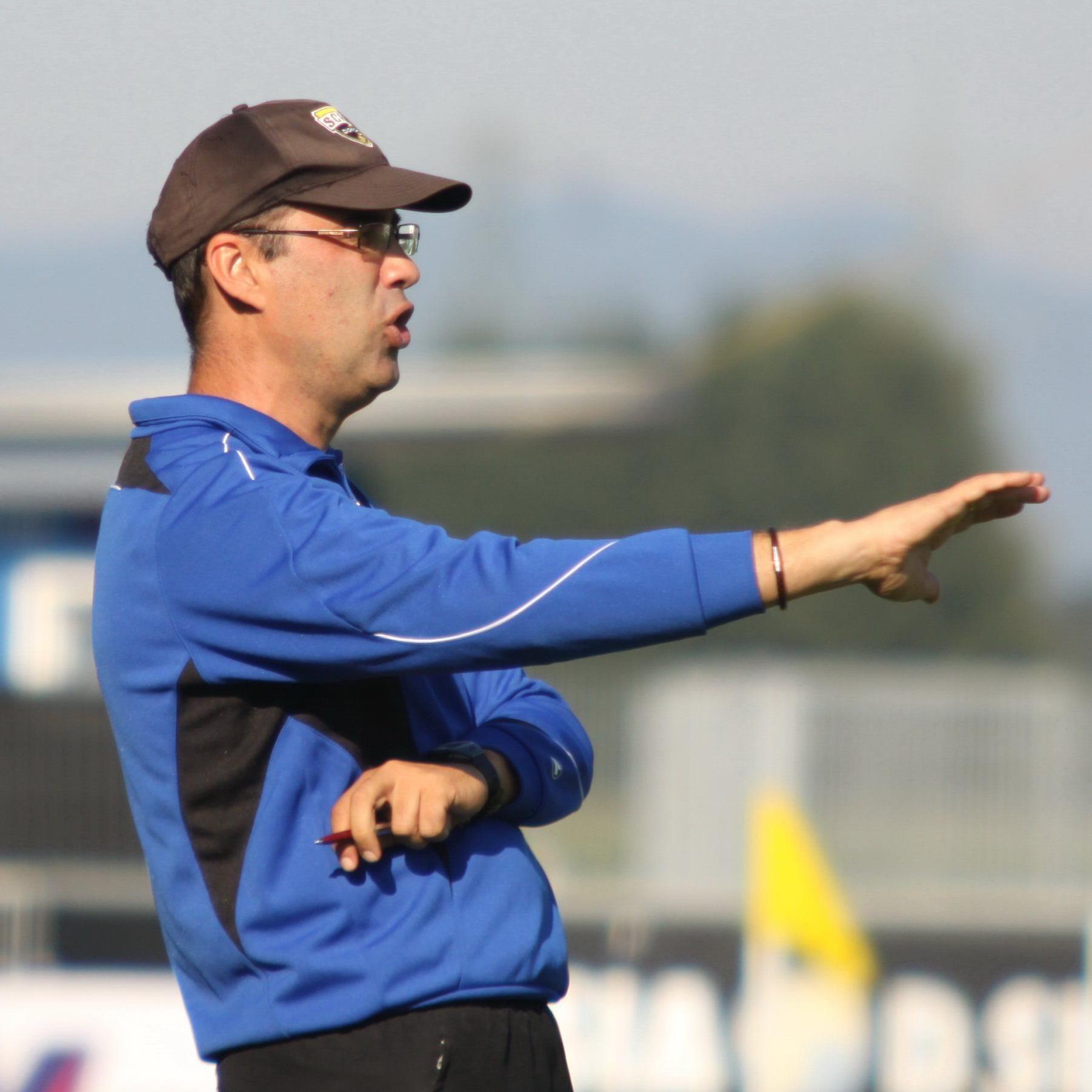 SCRA-Coach Peter Jakubec hofft auf Punkte im Pongau.